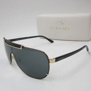 Versace 2140 1002/87 Men's Sunglasses/Italy/OLN116